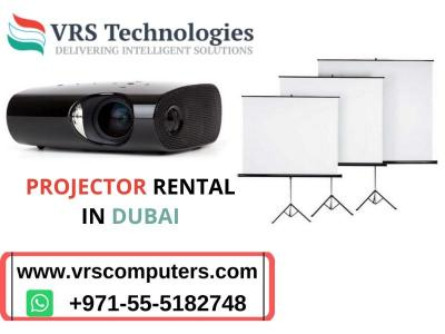 Projector Rental Service In Dubai At Affordable Cost - Img 1