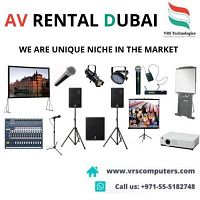 AV Rental Dubai For The Success Stories