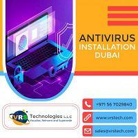 Components of Antivirus Installation Dubai